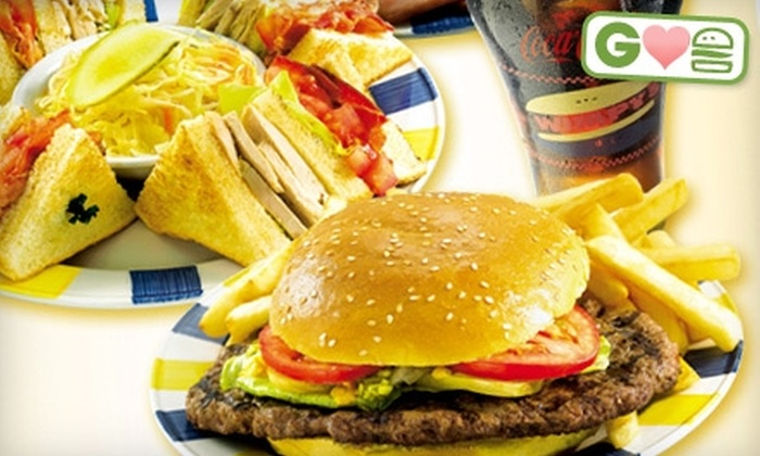 Wimpy's Diner - Niagara Falls: $8 for $15 Worth of Burgers and Other Diner Fare at Wimpy's Diner