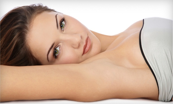 The Medi Spa at Market Lane - Woodbridge: $99 for Six Pulsed-Light Hair-Removal Treatments at The Medi Spa at Market Lane in Woodbridge (Up to $750 Value)