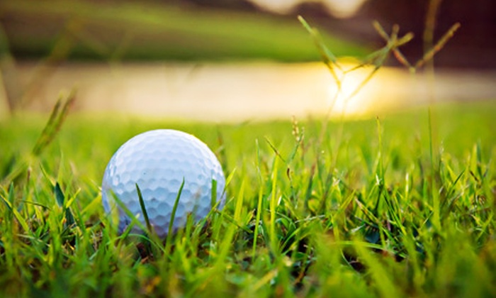 Grande Pines Golf Course - Southwest Orange: $189 for a Golf Package with 5 Rounds of Golf and 10 Golf Clinics at Grande Pines Golf Course (Up to $1,150 Value)