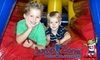 Jump!Zone - Multiple Locations: $8 for Two Admissions and Two Small Slushees at Jump!Zone in Conway or North Little Rock (Up To $21.06 Value)