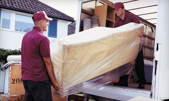 Big Guy Moving - Southide Estates: $99 for Two Hours of Moving, Cleaning, or Packing Services from Big Guy Moving ($200 Value)