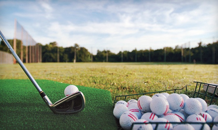 Robin Nigro Golf Academy in Martin City Sports Complex - Kansas City: $20 for $40 Worth of Driving-Range Balls at Robin Nigro Golf Academy in Martin City Sports Complex