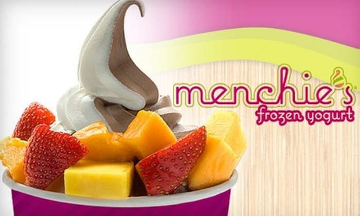 Menchie's - Rhodes Ranch: $5 for $10 Worth of Frozen Yogurt at Menchie's Frozen Yogurt