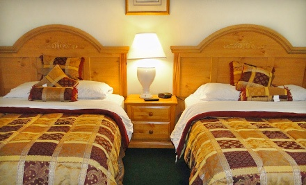 2-Night Stay in a 1-Bedroom Suite and a Bottle of Wine, Valid Sun.Thurs. - Ocean Shores Inn & Suites in Ocean Shores