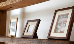 Paul Mahder Gallery: Custom Framing at Paul Mahder Gallery (Up to 66% Off)