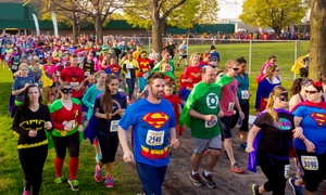 The Super Run - Jacksonville: Registration for One or Two for The Super Run (Up to 44% Off)
