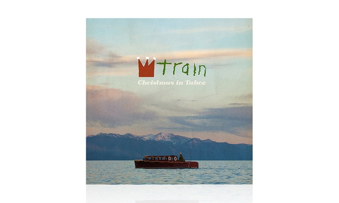 Train: Christmas In Tahoe on CD | Groupon