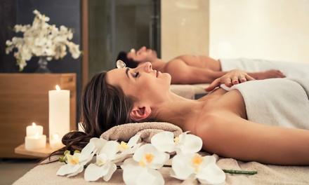 Massaggio relax di coppia a 39,90€euro