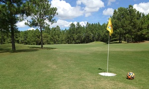 Bent Creek Golf Course: Round of Footgolf for Two or Four Plus a Cart at Bent Creek Golf Course (Up to 47% Off)