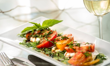 Upscale Cuisine at Cascade Dining Room at Skamania Lodge (Up to 42% Off). Two Options Available.