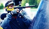 Lowell Paintball - Carrollton: Paintball Packages for One, Two, or Four at Lowell Paintball (Up to 60% Off)
