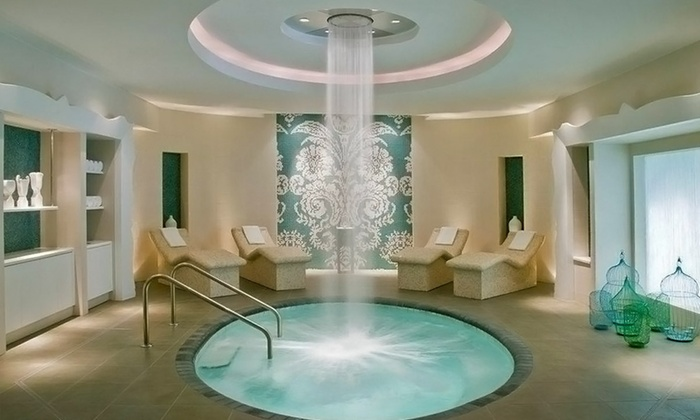 Eau Spa at The Ritz Carlton - Eau Palm Beach Resort & Spa Spin Room & Mat Science Studio: $249 for a Spa Day with Pedicure, Facial, and a Body Scrub in The Ritz Carlton