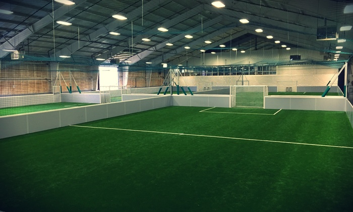 Sofive Soccer Centers - Carlstadt: Three-Day Indoor Football-Training Clinic at Sofive Soccer Centers (50% Off)