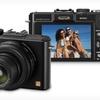 $299.99 for a Panasonic DMC-LX7K Digital Camera with Intelligent Zoom