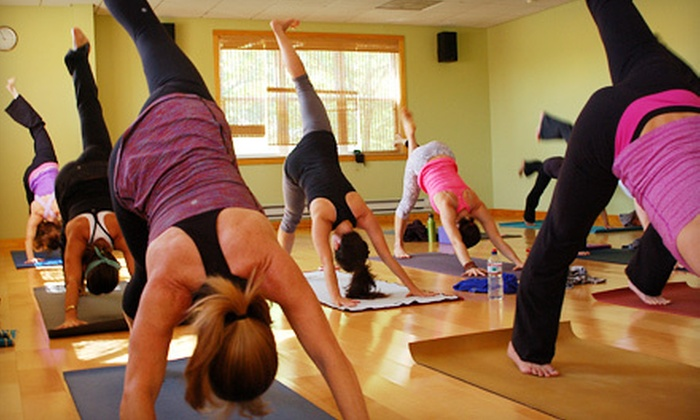 North Shore Yoga - Multiple Locations: $29 for a Four-Week Beginner Yoga Series at North Shore Yoga ($70 Value)
