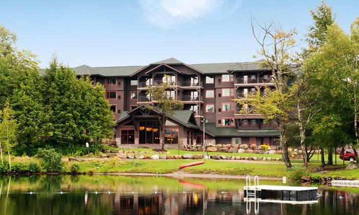 Hampton Inn & Suites Lake Placid - North Elba: Stay at Hampton Inn & Suites Lake Placid in Lake Placid, NY