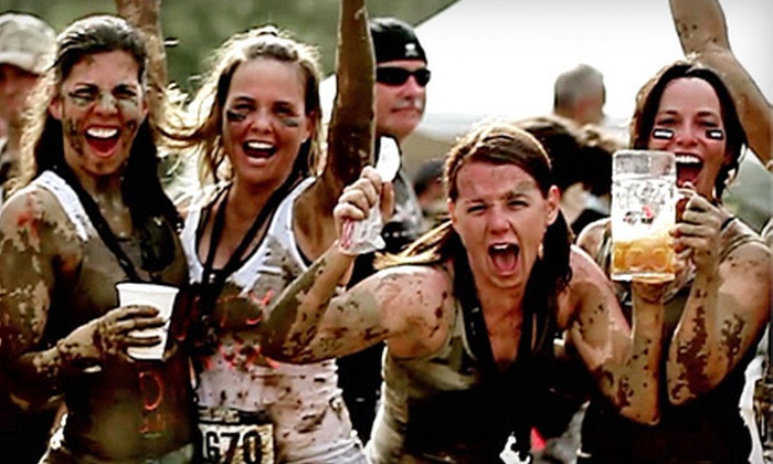 Warrior Dash - British Columbia: $45 for One Entry to Warrior Dash Obstacle Race on August 4 (Up to $90 Value)
