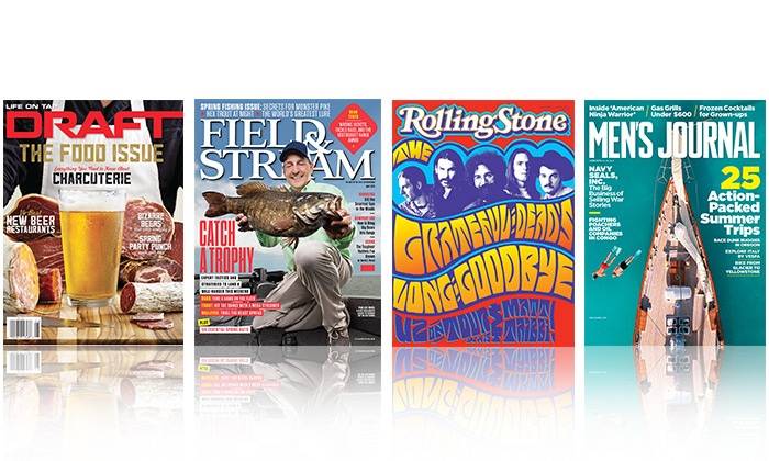 Magazine Subscriptions: One- or Two-Year Father's Day Magazine Subscriptions (Up to 62% Off)