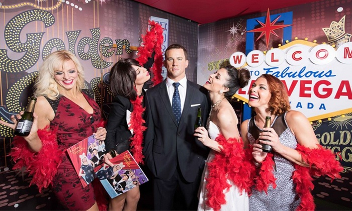 Madame Tussauds Las Vegas - The Strip: $39 for a VIP All-Access Package for One at Madame Tussauds Las Vegas ($62 Value)