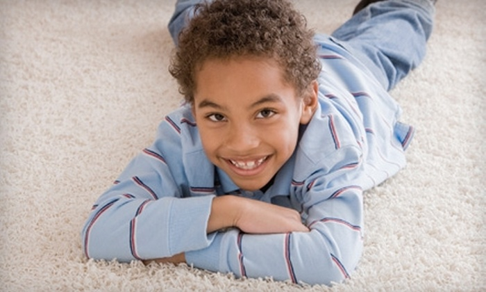 Loedeman's Carpet & Upholstery Cleaning - Kalamazoo: $39 for $80 Worth of Carpet and Tile Cleaning from Loedeman's Carpet & Upholstery Cleaning