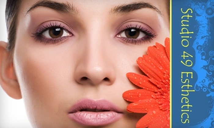 Studio 49 Artistic Salon & Spa - Anchorage: $39 for $85 Worth of Facial, Waxing, or Makeup Services at Studio 49 Artistic Salon & Spa