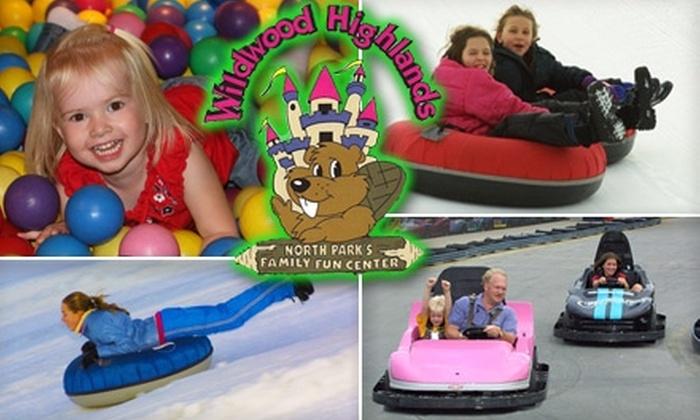Wildwood Highlands - Hampton: $15 for $35 Toward Family Fun at Wildwood Highlands