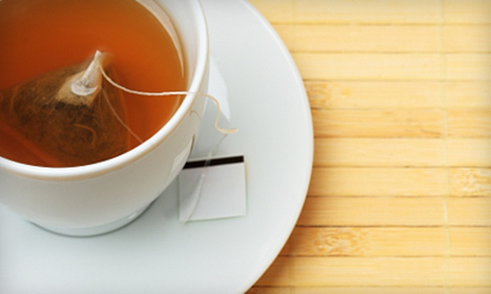 Nanna's Teas - Jefferson Park: $23 for High Tea and Treats for Two at Nanna's Teas ($46 Value)