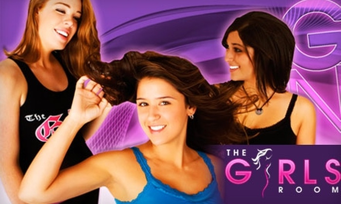 The Girls Room - Multiple Locations: $199 for a Bachelorette Party or Girls Night Out with Up to 15 Girls at The Girls Room ($450 Value)