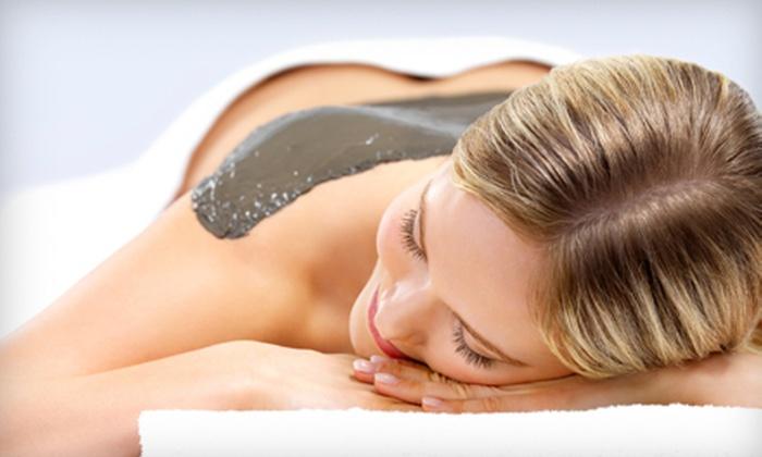 Glamoure Salon & Spa - Miami Lakes: Body-Wrap Treatment or Body-Wrap Treatment with Facial at Glamoure Salon & Spa in Miami Lakes