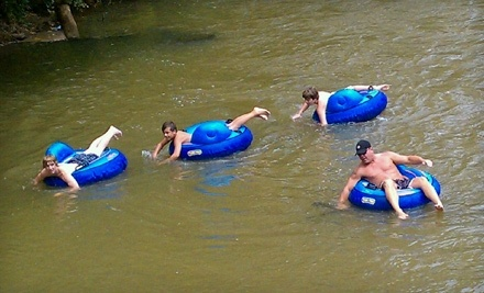 Saluda River Rafting - Saluda River Rafting in Easley