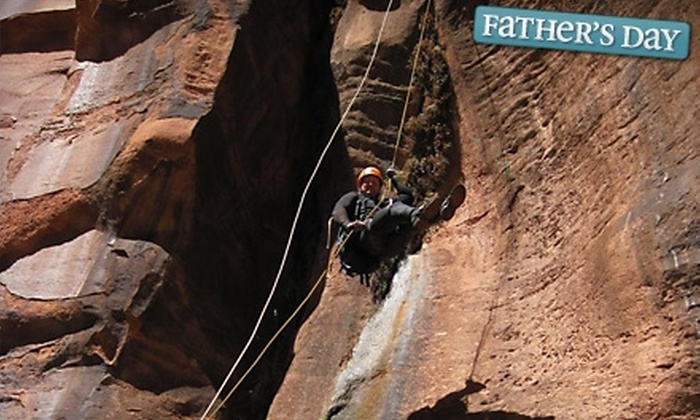 DarkHorse Leadership - Hillcrest: $29 for a Three-Hour ACA Technical-Canyoneering Workshop from DarkHorse Leadership in Orem ($75 Value)