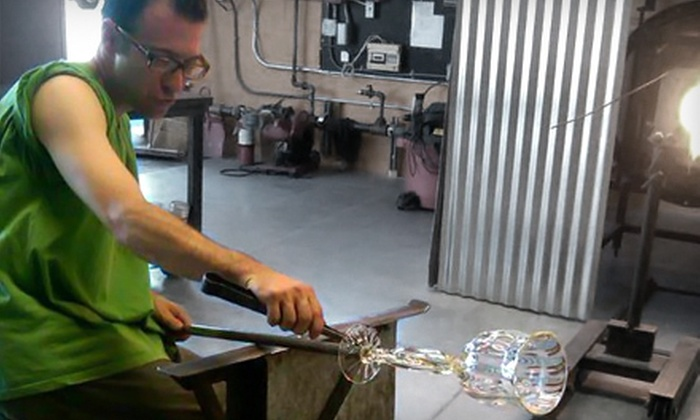 Leaderglass - Sonoma: Two-Hour Glass-Blowing Class for One or Two at Leaderglass (Half Off)
