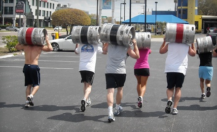 10 CrossFit Classes (a $129 value) - Body Construction in Tampa