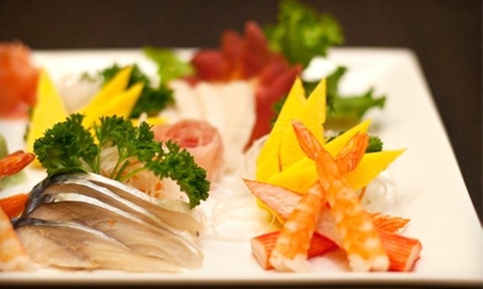 Asia Feast Sushi Bar - Vaughan: Japanese and Fusion Fare at Asia Feast Sushi Bar in Vaughan. Two Options Available.