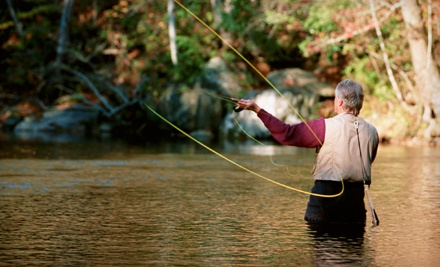 Two-Hour Introductory Fly-Fishing Class for 1 (a $100 value) - Asheville Anglers in Weaverville
