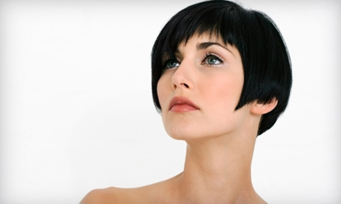 Salon 8736 - Perry Hall: $20 for Haircut and Style at Salon 8736 in Nottingham ($65 Value)