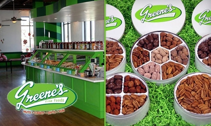 Greene's Fine Foods - Decatur: $10 for $25 Worth of Nuts, Candy, and More at Greene's Fine Foods