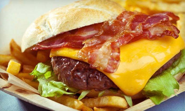 Buffalo Bar and Grill - Buffalo: $12 for $25 Worth of American Fare and Drinks at Buffalo Bar and Grill