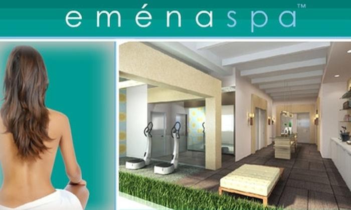Emena Spa  - Little Haiti: $45 for Five Power Plate Private Training Sessions at Emena Spa