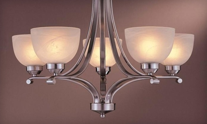 Harold's Fine Lighting - Seattle: $25 for $75 Worth of Fixtures, Lamps, Home Décor, and Accents at Harold's Fine Lighting
