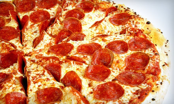 CravePizza - Mount Prospect: $10 Worth of Pizza and Sandwiches