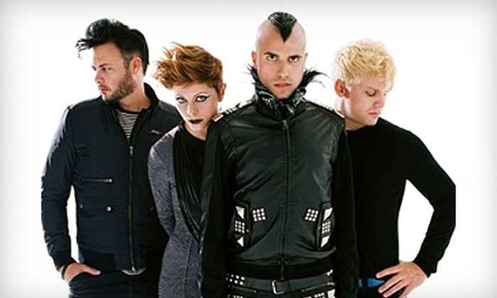 Live Nation Concerts - Cincinnati: $8 for One General-Admission Ticket to Neon Trees Concert at Bogart's from Live Nation on Thursday, May 26, at 7 p.m. ($17.50 Value)