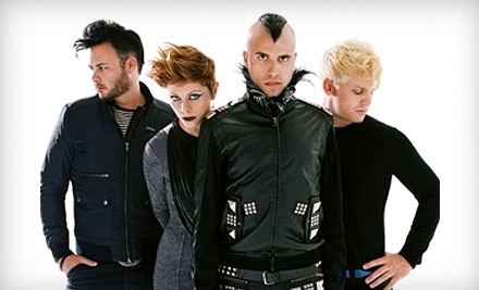 Neon Trees Concert at Bogart's from Live Nation on Thurs., May 26 at 7PM - Live Nation Concerts in Cincinnati