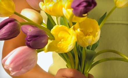 $40 Groupon to J. Miller Flowers and Gifts - J. Miller Flowers and Gifts in Oakland