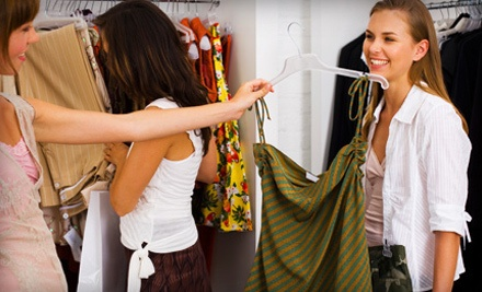 $50 Groupon for Apparel  - Urban Laundry in Wauwatosa