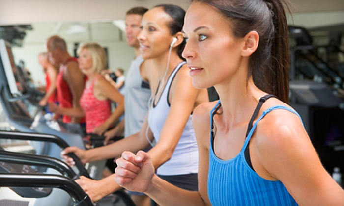 Anchorage Athletic Club - Downtown: $30 for 30 Visit Gym Pass at Anchorage Athletic Club ($300 Value)