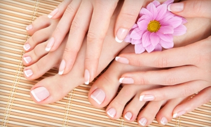 Face & Body Inc. - Multiple Locations: $30 for Spa Mani-Pedi or $40 for a Deep-Cleansing Facial at Face & Body Inc.