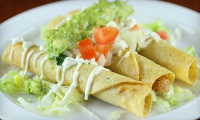 Tarascos - Silver Lake: $7 for $15 Worth of Mexican Cuisine at Tarascos