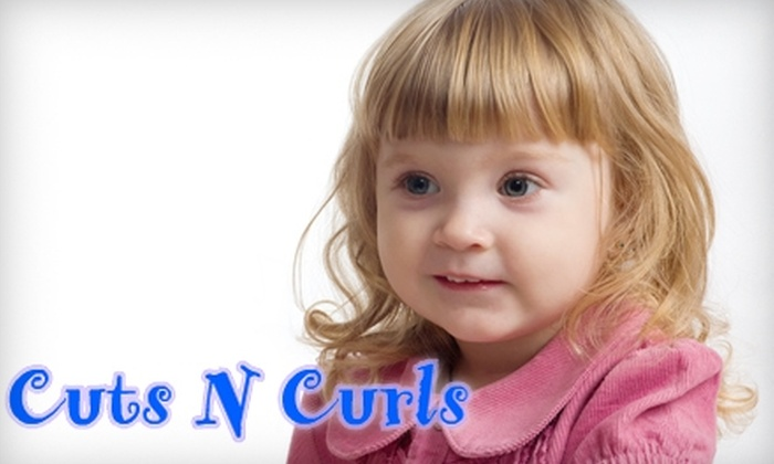 Cuts N Curls - Solon: $10 for a Child's Haircut at Cuts N Curls in Solon (Up to $21 Value)