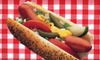 Downtown Hot Dog Company - CLOSED - North Downtown: $5 for $10 Worth of Hot Dogs and More at The Downtown Hot Dog Company in Charlottesville